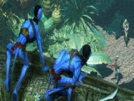 Neytiri en Jake worden in deze game weer herenigd.