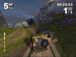 Deze game is één gigantische Jeepcommercial...