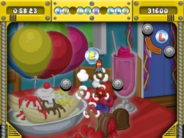 Jelly Belly Ballistic Beans: Screenshot