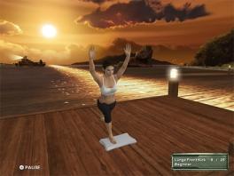 Behoud evenwicht op je Wii Balancebord!