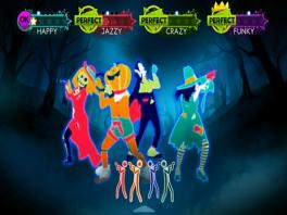 """Ik dacht dat dit een dansgame was, maar het lijkt een """"Thriller"""" te zijn!"""