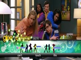 Karaoke Revolution Glee plaatjes