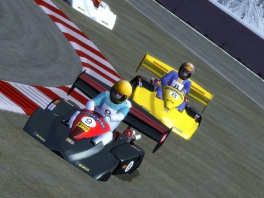 afbeeldingen voor Kart Racer