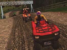 Race op verschillende locaties en terreinen.