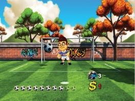 Het spel bevat een aantal leuke minigames, zoals schieten op doel!