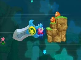 Nieuwe toevoeging in dit spel zijn de beeldvullende Super Abilities!