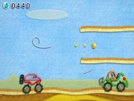 Zouden de makers misschien iets te veel Mariokart hebben gespeeld?