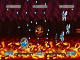 Met z'n tweeën spelen kan ook in de coöperatieve multiplayer.