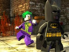 Kijk uit Batman! The Joker zit achter je!