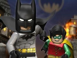 Speel als de goede Batman en Robin