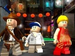LEGO Indiana Jones is het leukst met z'n tweeën.