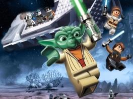 Speel als Anakin, Yoda, en allerlei andere personages uit de Star Wars-serie!