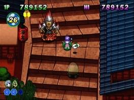 Een typische vecht/arcade game boordevol actie en avontuur!