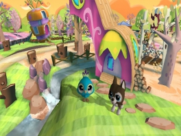 Littlest Pet Shop Friends: Screenshot