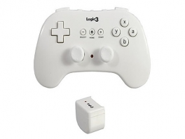 Je stopt de adapter in je <a href = https://www.mariowii.nl/wii_spel_info.php?Nintendo=Wii-afstandsbediening>Wii controller</a> en dan kun je van start!