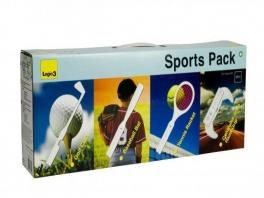 afbeeldingen voor Logic3 Sports Pack