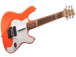 Die gitaar lijkt net echt!