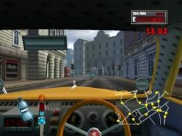 Speel als chauffeur van London's meest roekeloze taxi-bedrijf!
