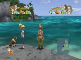 Verken het eiland, en zoek allerlei voorwerpen die helpen om te overleven