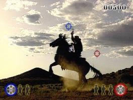 Ook dit spel is voorzien van de verplichtte Lucky Luke-cameo