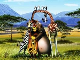 De personages zijn weer terug! Kies jij ook voor de koning van de dierentuin, Alex de Leeuw?