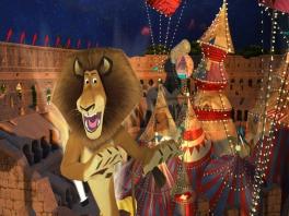 Alex heeft wel zin in de <a href = https://www.mariowii.nl/wii_spel_info.php?Nintendo=Circus>circus</a> voorstelling.