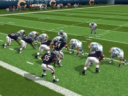 Speel met veel verschillende spelers uit de NFL league.
