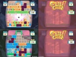 Maximaal 4 spelers kunnen deelnemen aan de puzzelchaos
