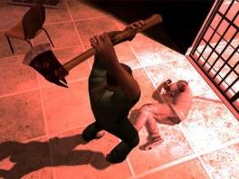 Manhunt 2 is zelfs zo gewelddadig, dat het spel in somige landen is verboden...