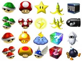 Dit zijn de items die je kunt gebruiken tegen je tegenstanders.