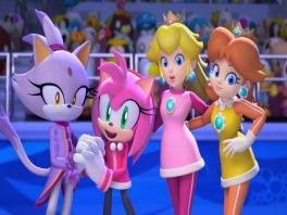 Beide teams verenigen zich in één groot evenement? Ben jij voor Team Mario of Team Sonic?