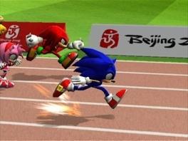 En Sonic is alweer de koploper! Wat een verassing...