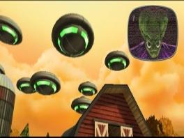 Aliens komen nooit alleen; ze komen gezellig met de HELE familie...