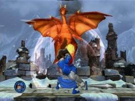 Middeleeuwse spellen zijn nooit compleet zonder een paar draken