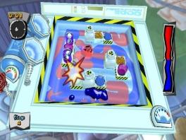 Draai het bord om jezelf over het level te begeven: nog een <a href = https://www.mariocube.nl/GameCube_Spelinfo.php?Nintendo=Super_Monkey_Ball target = _blank>Monkey Ball</a>-kloon?
