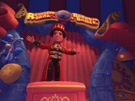 Mijn Circus: Afbeelding met speelbare characters