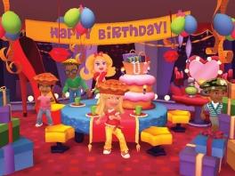 Vier je verjaardag met al je vriendjes!