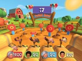 Allemaal gekke en grappigge minigames voor bijvoorbeeld een kinderfeestje!