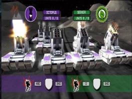 Voer je leger van futuristische tanks aan!