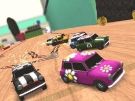 Nou, wat voor auto's zouden er toch in deze game zitten?