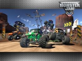 Aan de kant, alle beroemde en speelbare Monster Trucks komen eraan!