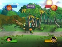 Het spel is een collectie minigames die je met je vrienden kan spelen.