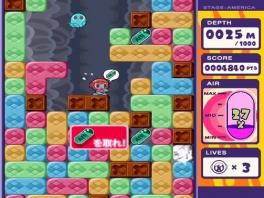Deze game is een combinatie tussen puzzel en platformer.