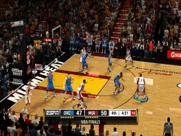 NBA 2K13: Screenshot