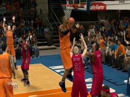 Zeer realistisch: Kobe scoort alweer!