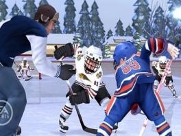Speel als alle Amerikaanse ijshockeyteams, ook als de jeugd!