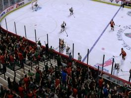 Ook het publiek drukt tijdens het spel een duidelijke stempel op de sfeer van de wedstrijd.