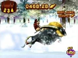 Speel als <a href = https://www.mario64.nl/Nintendo64_Donkey_Kong_64.htm>Donkey Kong</a>