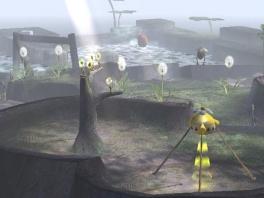 De game bevat prachtige omgevingen. Je mag ze allemaal verkennen in deze game.
