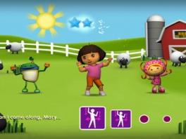 Dans samen met Dora en haar vriendjes!